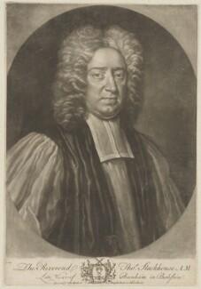 Thomas Stackhouse, printed for John Ryall - NPG D40865