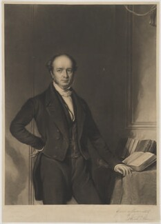 Richard Skinner, by and after Thomas Bonnar, printed by  William Bonnar, and  Macglashan (Macglashon) & Wilding - NPG D41720