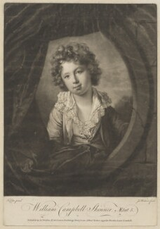 William Campbell Skinner, by and published by James Watson, published by  Henry Parker, after  Francis Cotes - NPG D41721