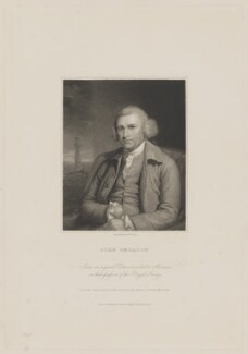 John Smeaton, by Richard Woodman, published by  Charles Knight, after a painting attributed to  John Hamilton Mortimer, early 19th century - NPG D41730 - © National Portrait Gallery, London