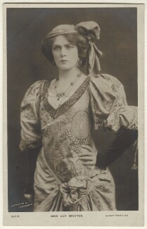 Lily Brayton, by Johnston & Hoffmann, published by  Rotary Photographic Co Ltd - NPG Ax160224