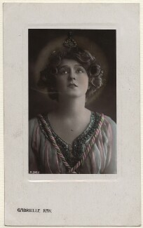 Gabrielle Ray, published by Rotary Photographic Co Ltd - NPG Ax160229