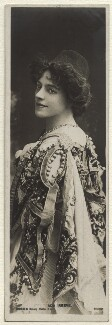 Ada Reeve, by Bassano Ltd, published by  Rotary Photographic Co Ltd - NPG Ax160235