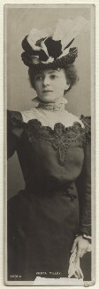 Vesta Tilley, published by Rotary Photographic Co Ltd - NPG Ax160239