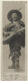 Dan Leno, by Alfred Ellis & Walery, published by  J. Beagles & Co - NPG Ax160242