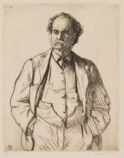 Arthur Lionel Smith, by Francis Dodd - NPG D41740