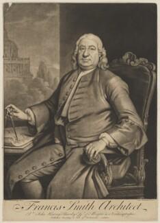 Francis Smith, by Alexander van Aken, after  William Winstanley - NPG D41746