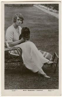 Margaret Gernon Cooper, published by A.E. Middleton - NPG Ax160252