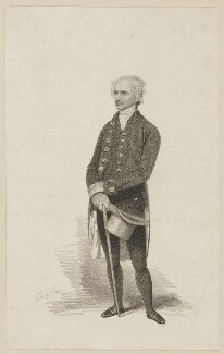 W. Santer, probably after Thomas Charles Wageman - NPG D38608