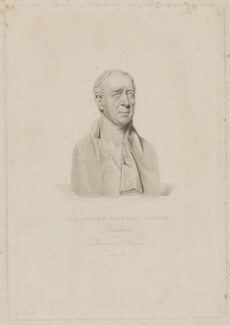 Sir James Edward Smith, by William Say, after  Horatio Beevor Love, after  Sir Francis Leggatt Chantrey - NPG D41752