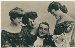Gertrude Thornton; Clare Rickards; Sir Henry Alfred Lytton; Hilda Hammerton, by Unknown photographer - NPG Ax160271