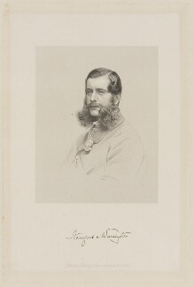 George Harry Grey, 7th Earl of Stamford, published by Baily Bros - NPG D41852
