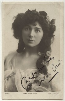Hilda Coral, published by Rotary Photographic Co Ltd - NPG x6871