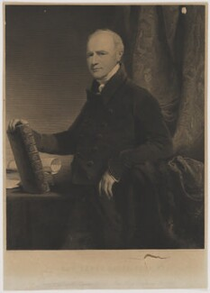 Robert Percy Smith (Bobus Smith), by George Thomas Doo, printed by  McQueen (Macqueen), after  John Jackson - NPG D41762