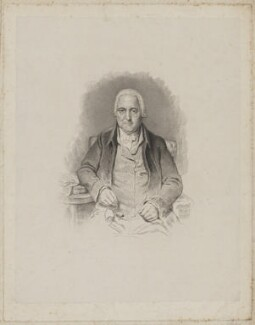 Thomas Smith, by William Bond, after  Charles Henry Schwanfelder - NPG D41768