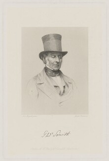 Thomas Smith, by Joseph Brown, published by  A.H. Baily & Co, after  John Jabez Edwin Mayall - NPG D41769