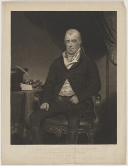 Thomas Assheton Smith, by Samuel William Reynolds, and by  John P. Quilley, after  Sir William Beechey - NPG D41770