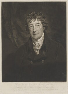 William ('Gentleman') Smith, by William Ward, published by and after  John Jackson - NPG D41774