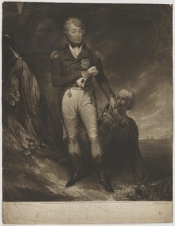 Sir William Sidney Smith, by William Say, published by  John Peter Thompson, after  Sir Robert Ker Porter - NPG D41781