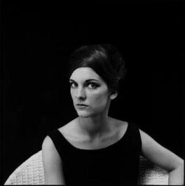 Diana Melly (née Dawson), by Ida Kar - NPG x134898