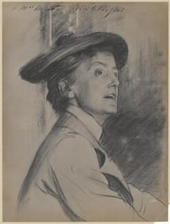 Dame Ethel Mary Smyth, after John Singer Sargent - NPG D41799