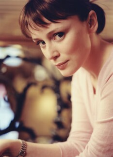 Keeley Hawes, by Jon Shard - NPG x134918