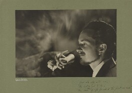 Edward James, by Norman Parkinson, late 1930s - NPG P1664 - © Norman Parkinson Archive