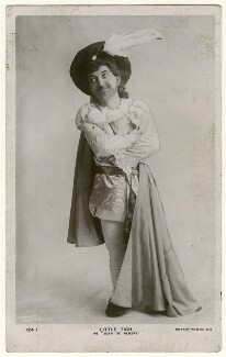 Harry Relph as Jean de Reszke, by Foulsham & Banfield, published by  Rotary Photographic Co Ltd - NPG Ax160314