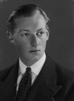 (Frederick) Anthony Hamilton Wills, 2nd Baron Dulverton, by Bassano Ltd - NPG x155571