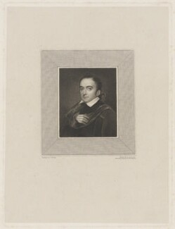 James Hamilton Stanhope, by Edward Scriven, after  Samuel John Stump - NPG D41866