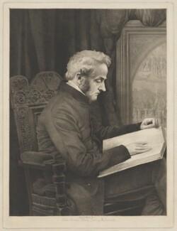 Arthur Penrhyn Stanley, by Charles Laurie, after  McGlashon (McGlashan) & Walker - NPG D41872