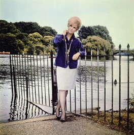 Dusty Springfield, by Bill Francis - NPG x134878