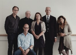 Taylor Wessing Photographic Portrait Prize Judges 2010, by Harry Borden - NPG x134881