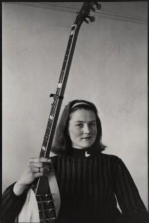 Peggy Seeger, by Brian Shuel - NPG x134911