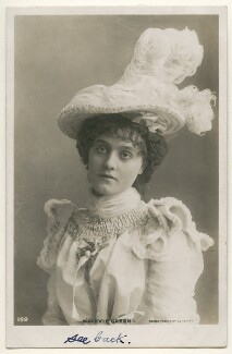 Evie Greene, published by Rotary Photographic Co Ltd - NPG Ax160348