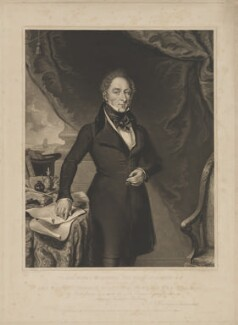 Sir George Thomas Staunton, 2nd Bt, by William Overend Geller, printed by  S.H. Hawkins, published by  J. Moore, published by  Ackermann & Co, published by and after  George Swendale - NPG D41884