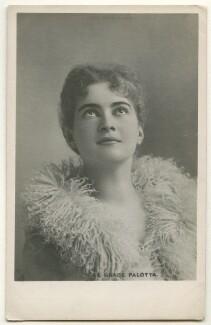 Grace Palotta, published by J. Beagles & Co - NPG Ax160351