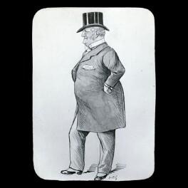Henry Chaplin, 1st Viscount Chaplin, after Sir Francis Carruthers Gould ('F.C.G.') - NPG D41927