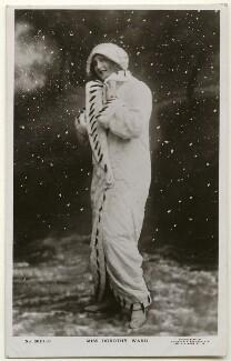 Dorothy Ward, by Foulsham & Banfield - NPG Ax160361
