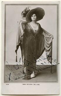 Helena Millais (Helena Catherine Cleminson, née Marriott), by Unknown photographer - NPG Ax160363