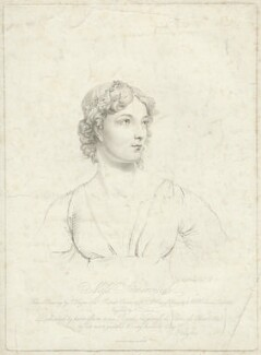 Margaret Agnes Bunn (née Somerville), by Frederick Christian Lewis Sr, after  Sir George Hayter - NPG D41830
