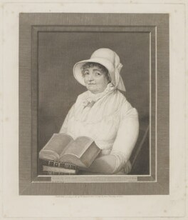 Joanna Southcott, by William Sharp, published by  Jane Townley - NPG D41985