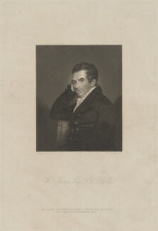 William Spence, by and published by William Raddon, published by  Charles Edward Wagstaff, after  John James Masquerier - NPG D41996