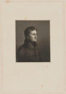 John Charles Spencer, 3rd Earl Spencer, by Edward Scriven, after  Sir George Hayter, (1816) - NPG D42006 - © National Portrait Gallery, London