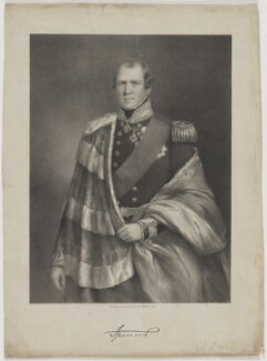 Frederick Spencer, 4th Earl Spencer, by Paul Gauci - NPG D42008
