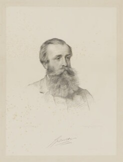 John Poyntz Spencer, 5th Earl Spencer, by Joseph Brown, after  Henry Tanworth Wells - NPG D42012