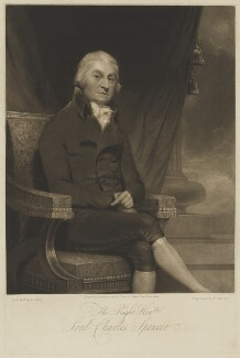 Lord Charles Spencer, by and published by Charles Turner, after  Henry Ashby - NPG D42016