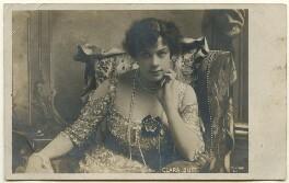 Dame Clara Ellen Butt, by Unknown photographer - NPG Ax160420