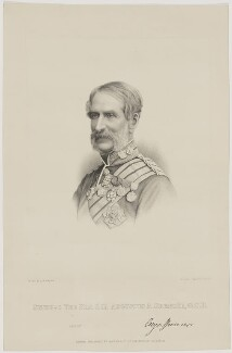 Sir Augustus Almeric Spencer, by Charles William Walton, published by  C.W. Walton & Co - NPG D42022