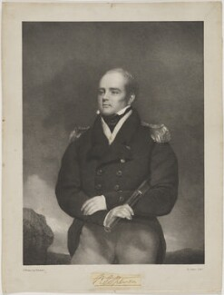 Sir Robert Cavendish Spencer, by Maxim Gauci, after  Thomas Phillips - NPG D42036